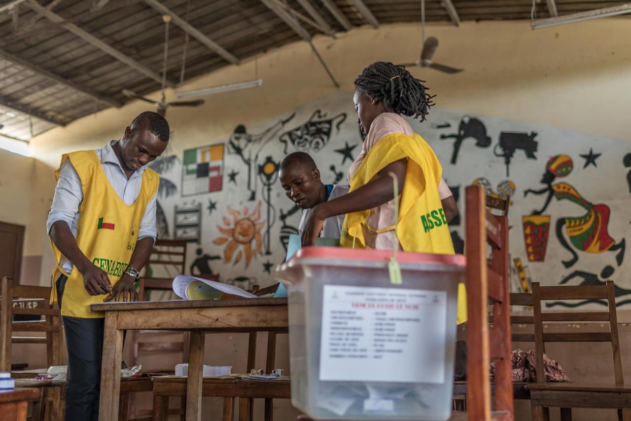 """Résultat de recherche d'images pour """"présidentielle au Bénin: le duo de l'opposition aux élections d'avril 2021 connu"""""""
