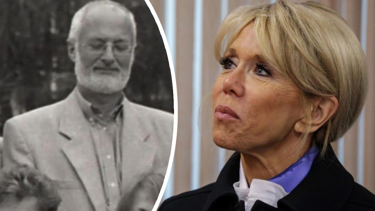 Son ex-mari André-Louis Auzière est décédé — Brigitte Macron