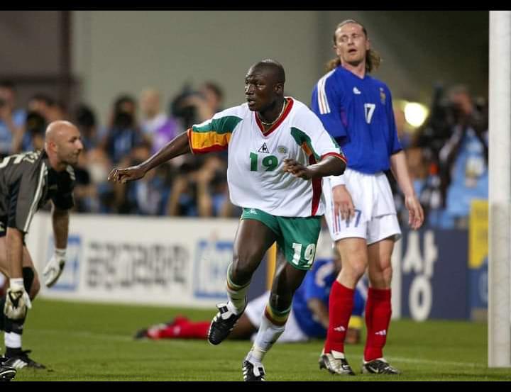 Le Sénégal a fait ses adieux à Papa Bouba Diop