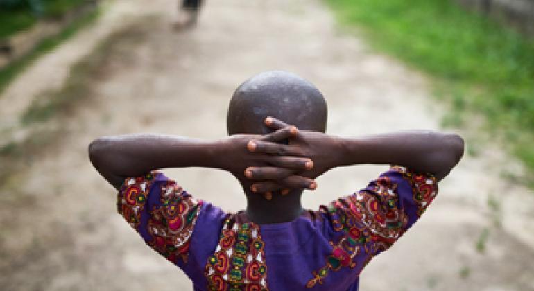 Un enfant infecté toutes les 100 secondes — SIDA