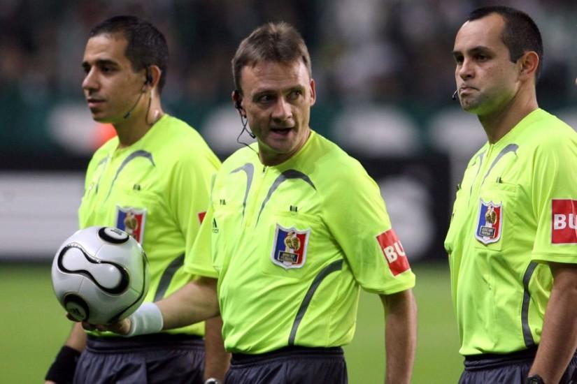 L'arbitre Stéphane Moulin est décédé